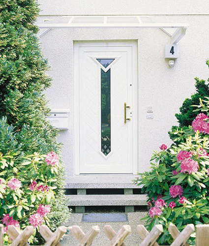 оптимальный вариант входной металлической двери для квартиры