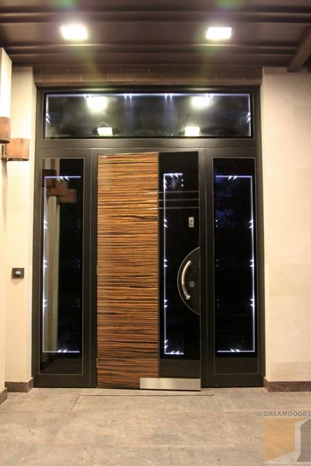 дверь входная индивидуальный дизайн