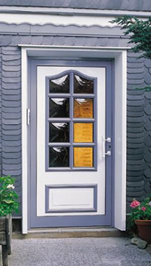 оптимальный вариант стальной двери